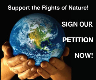 Say Yes to Rights of Nature - Sign our petition now